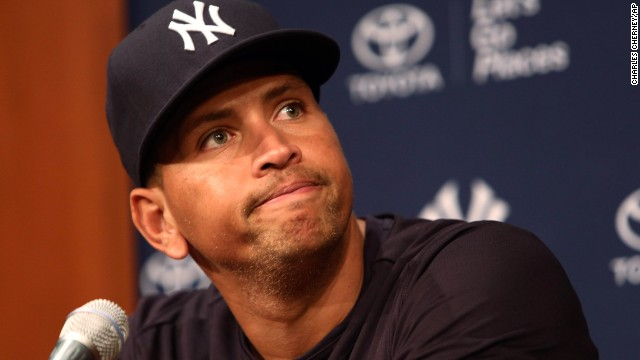 A-Rods' scandal!
