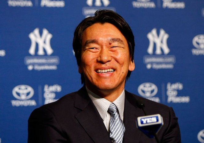 Masahiro Tanaka Signs With Yankees, Thanks Performance Enhancing Drugs