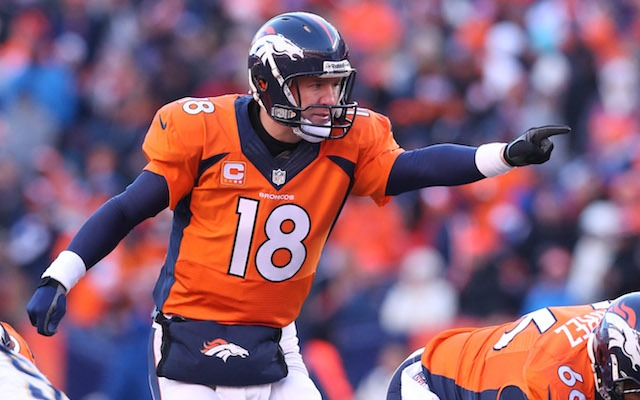 Peyton Manning Undergoes Emergency Surgery; Possible Career Ending