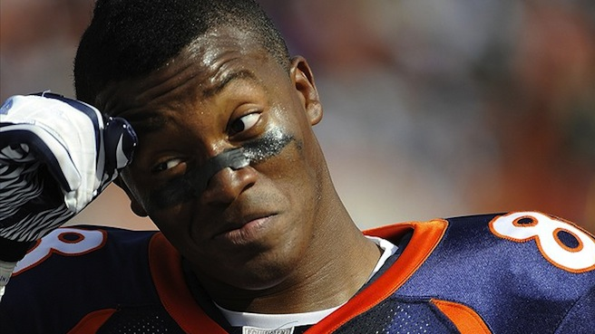 Demaryius Thomas Calls Out Richard Sherman, Writes Death Wish.