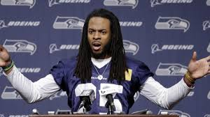 Richard Sherman On His Fine