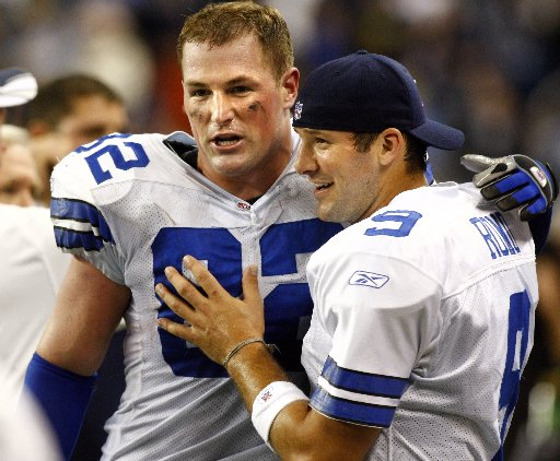 Tony Romo And Jason Witten Admit To Homosexual Romance