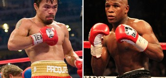 Floyd Mayweather Jr., Manny Pacquiao Agree to Mega-Fight in 2014