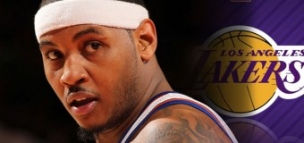 Carmelo Anthony Moving To Lakers Is Done Deal