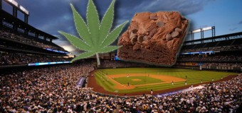 Colorado Rockies Baseball Team To Sell Marijuana Brownies At Their Concession Stands
