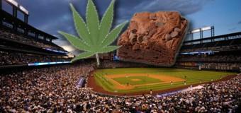 Colorado Rockies Baseball Team To Sell Marijuana Brownies At Their Concession Stands