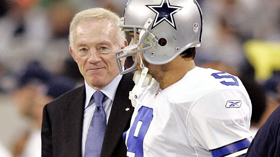 Breaking News: Cowboys QB Tony Romo Traded To Houston Texans For #1 Overall Pick