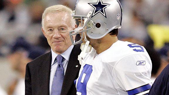 Breaking News: Cowboys QB Tony Romo Traded To Houston Texans For #1 Overall Pick