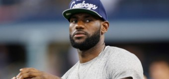 Lebron James To Sign With Dallas Cowboys and Leave NBA After Season Ends