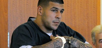 Former NFL Star Aaron Hernandez Escapes Prison And Breaks In To Tom Brady's Home