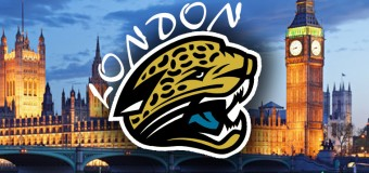 London Lands The Jaguars; NFL's First Team Outside The USA