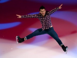 """P&G & Wal-Mart """"Tribute to American Legends of the Ice"""""""