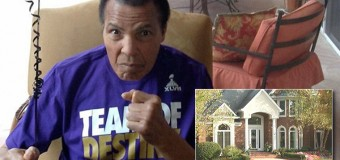 Muhammad Ali Knocks Out Home Invader At Louisville Home
