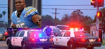 San Diego Charger Antonio Gates Involved In High Speed Chase
