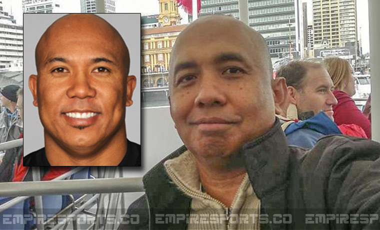 Could Hines Ward be related to Flight 370 Capt. Zaharie Ahmad Shah?