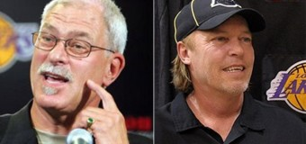 Phil Jackson Gets 3AM Prank Call From Lakers Owner Jim Buss