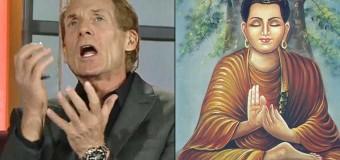 Skip Bayless Converts To Buddhism