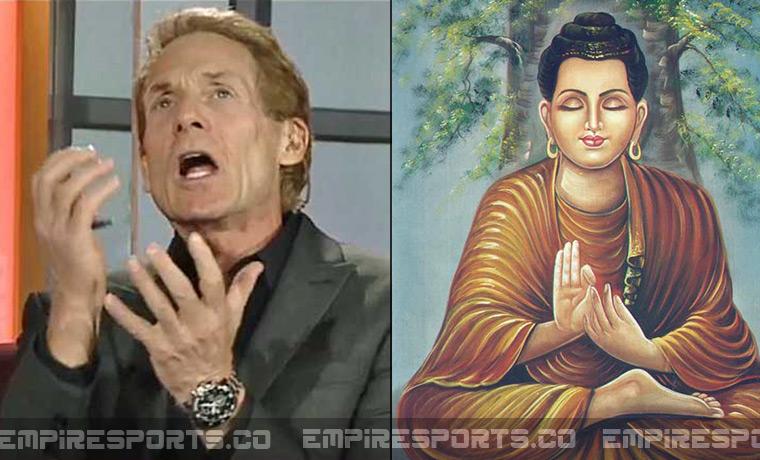 empire-sports-skip-bayless-converts-buddhism-religion-espn-hate-news