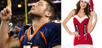 Tim Tebow Confirms Belief in Santa Claus
