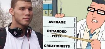 Blake Griffin Calls Creationists 'Idiots'