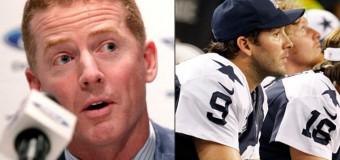 Tony Romo Loses Starting Spot On Cowboys Roster