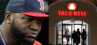 David Ortiz Stabbed Outside Taco Bell During Argument Over Burrito