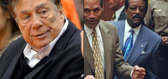 Donald Sterling Hires Johnnie Cochran JR As His Lawyer