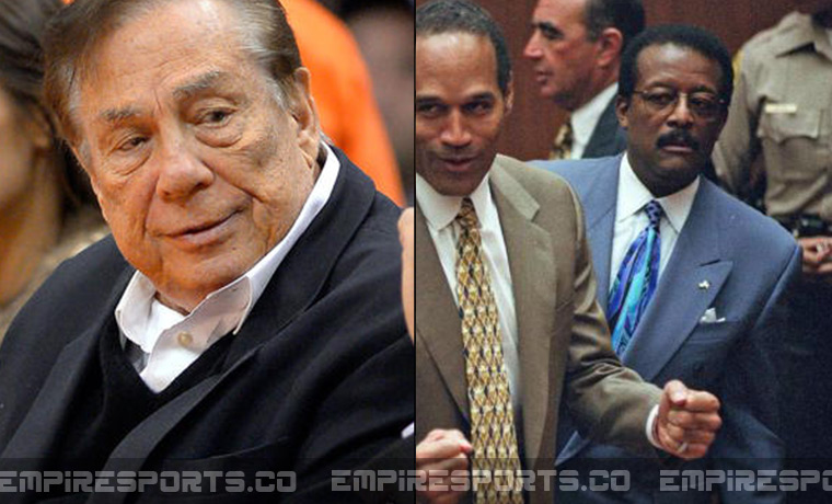 empire-sports-donald-sterling-oj-simpson-johnny-cochran-legal-law-court