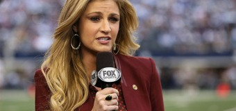Erin Andrews Suspended From Fox Sports; Forced To Finish High School