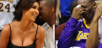 Kobe Bryant Wanted To Divorce Wife For Kim Kardashian; Rejected By Kim