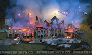 empire-sports-michael-jordan-mansion-set-fire-burned-lebron-james-finatics-extremists-arson