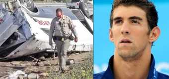Michael Phelps Breaks Both Legs In Motorcycle Accident