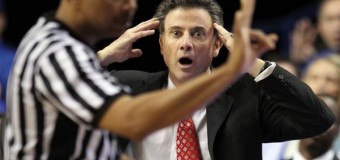 Rick Pitino Reportedly Attempted To Bribe Official To Call NCAA Tournament Game Fairly