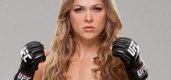 Survey: Men Afraid To Fantasize About Ronda Rousey