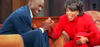 Oprah and Michael Jordan Spotted Locking Lips; Admit To Secret Romance