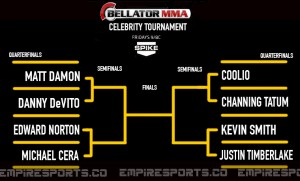empire-sports-bellator-mma-celebrity-fights-michael-cera-channing-tatum-edward-norton-danny-devito-coolio-tournament-ROSTER