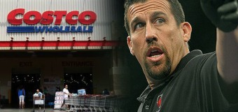 UFC Ref Big John McCarthy Beaten Up At Los Angeles Costco