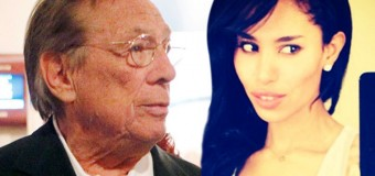 Donald Sterling Releases Sex Tape With V Stiviano; Possibly The Most Disturbing Thing You'll Ever See