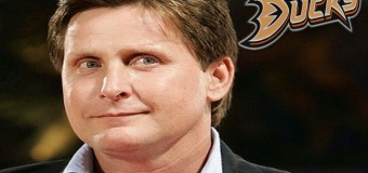 NHL: Anaheim Ducks Seek New Head Coach; Court Emilio Estevez