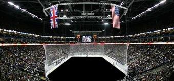 NHL To Dye Ice Black, Use White Pucks To Make TV Viewing Easier