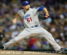 Josh Beckett Caught Cheating After Pitching No Hitter for LA Dodgers
