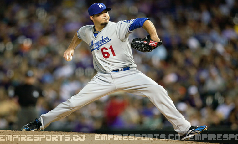 Josh Beckett Caught Cheating After Pitching No Hitter for LA Dodgers | Empire Sports News