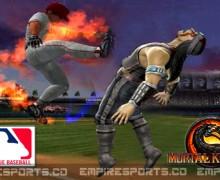 Warner Bros. Interactive To Release Mortal Kombat Vs. MLB Video Game