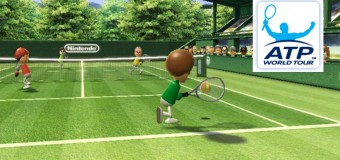 2014 ATP World Tennis Tour To Be Played Using Nintendo Wii
