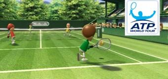 2014 ATP World Tennis Tour To Be Played Using Nintendo Wii