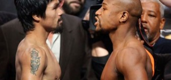 Manny Pacquiao and Floyd Mayweather Set to Fight