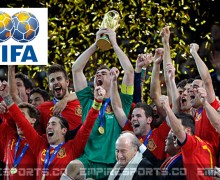 FIFA World Cup Committee Banning Teams That Refer To Sport As 'Soccer'