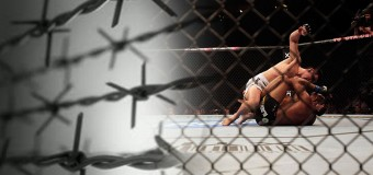 UFC Approves Barb Wire Octagon In Certain Countries