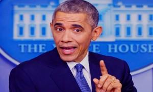 obama blue suit