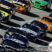 NASCAR Driver Wins Race While Driving in Reverse